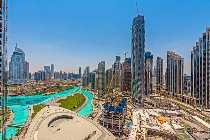3 Bedroom Apartment For Sale in  Standpoint A,  Downtown Dubai | 0