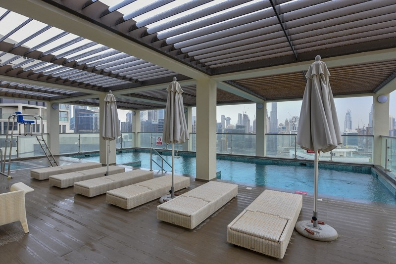 3 Bedroom Hotel Apartment For Rent in  The Atria,  Business Bay | 7