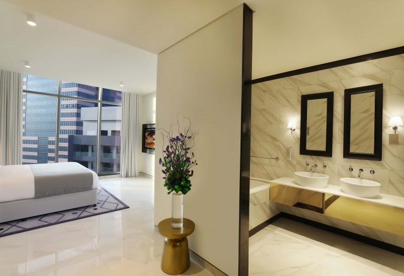 3 Bedroom Hotel Apartment For Rent in  The Atria,  Business Bay | 4