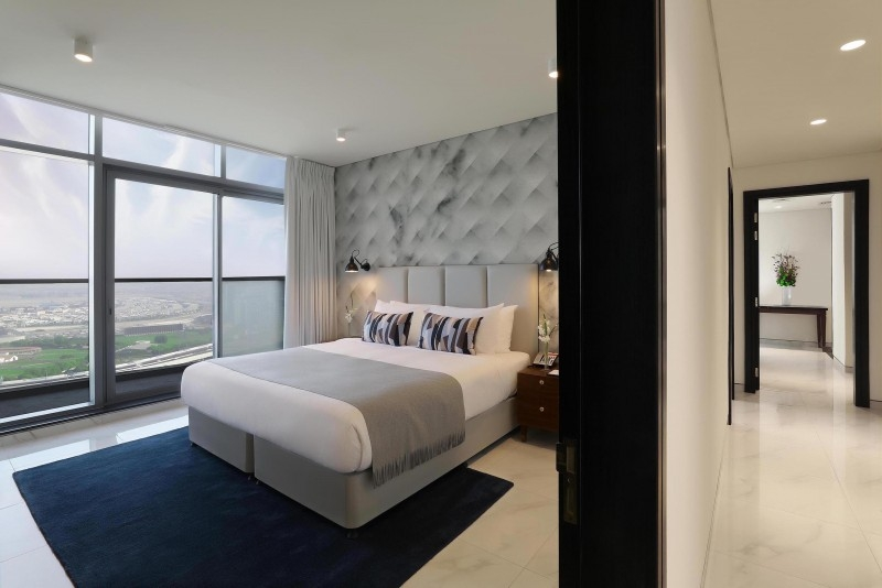 3 Bedroom Hotel Apartment For Rent in  The Atria,  Business Bay | 6