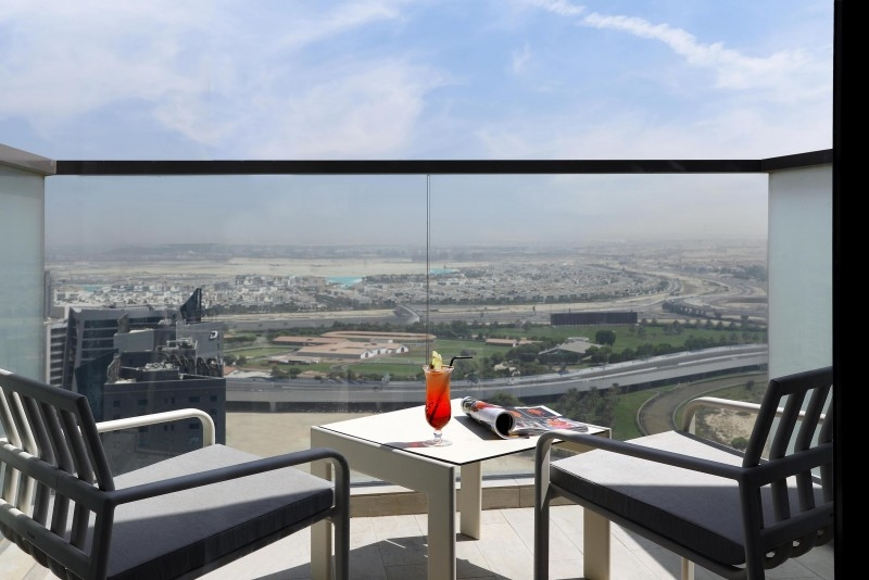 3 Bedroom Hotel Apartment For Rent in  The Atria,  Business Bay | 0