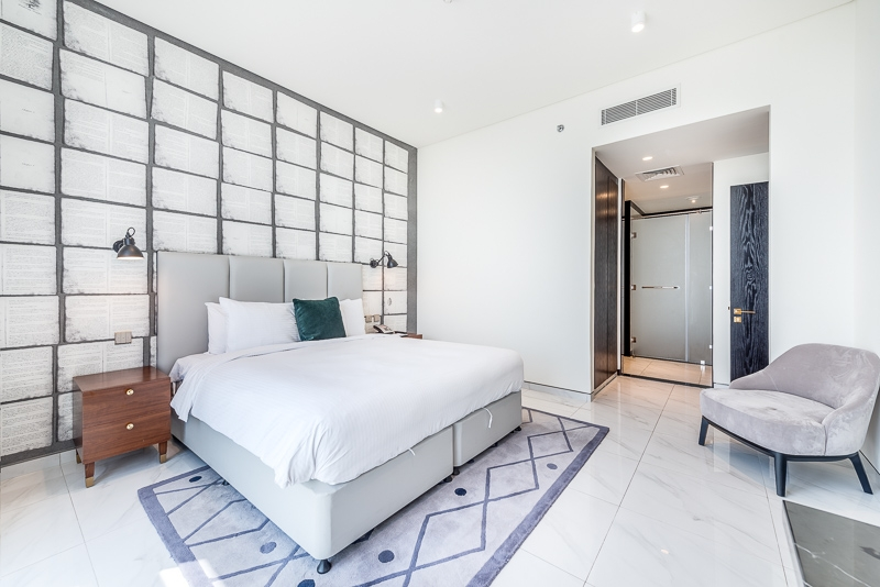 3 Bedroom Hotel Apartment For Rent in  The Atria,  Business Bay | 16