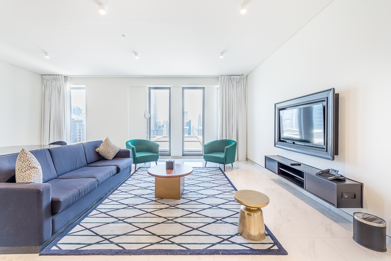 3 Bedroom Hotel Apartment For Rent in  The Atria,  Business Bay | 22