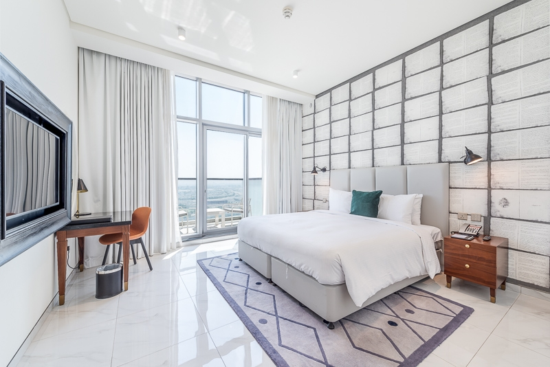 3 Bedroom Hotel Apartment For Rent in  The Atria,  Business Bay | 28