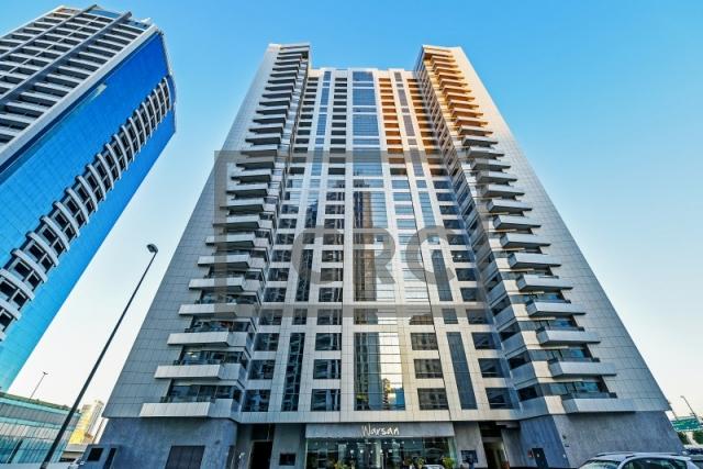 semi-furnished office for rent in barsha heights (tecom), al warsan building   10