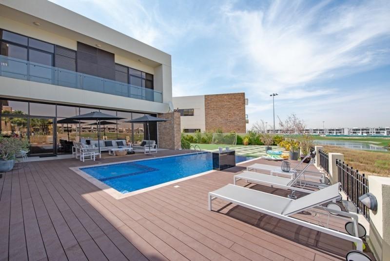 6 Bedroom Villa For Sale in  Silver Springs,  DAMAC Hills (Akoya by DAMAC) | 1