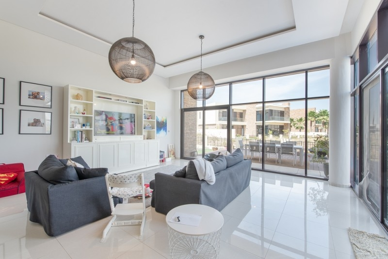 6 Bedroom Villa For Sale in  Silver Springs,  DAMAC Hills (Akoya by DAMAC) | 7