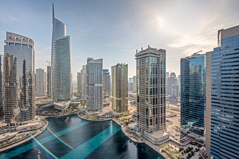 2 Bedroom Apartment For Rent in  Dubai Arch,  Jumeirah Lake Towers | 9