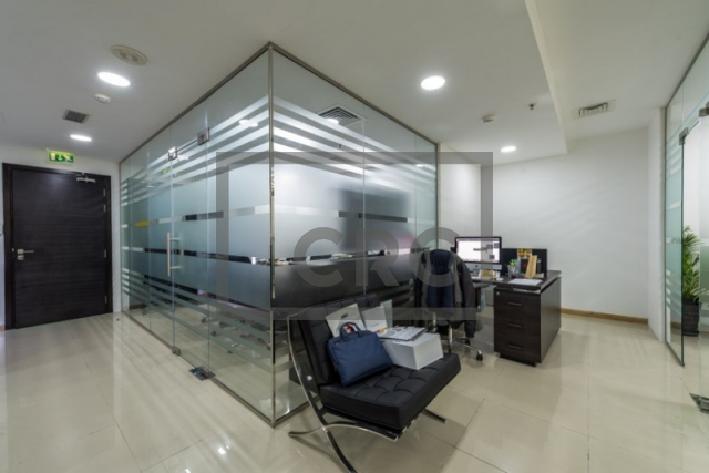 office for sale in business bay, clover bay tower | 1