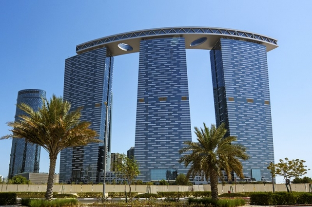 The Gate Tower 2, Al Reem Island