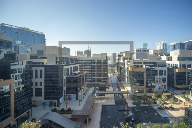 office for rent in business bay, bay square building 1 | 2