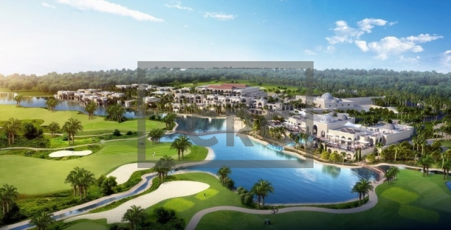 1,117 sq.ft. Retail in The Roots Akoya Oxygen, Akoya Oxygen for AED 111,700