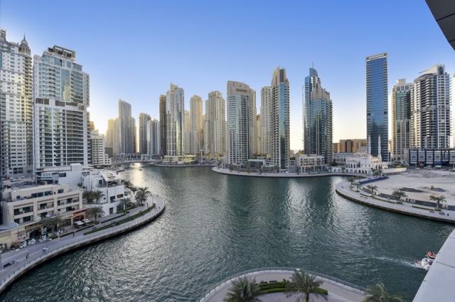 Trident Bayside, Dubai Marina