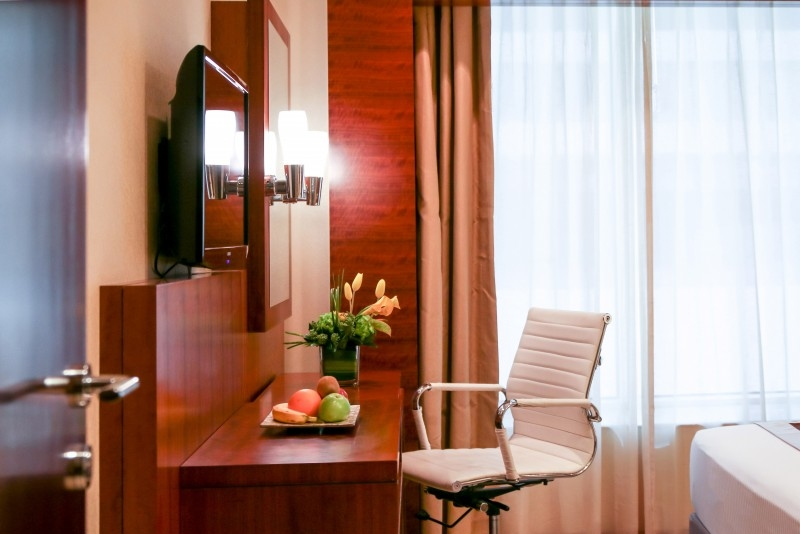 1 Bedroom Hotel Apartment For Rent in  Carlton Downtown,  Sheikh Zayed Road   2