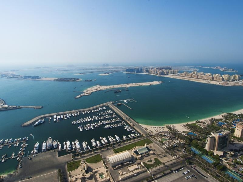 Emirates Crown, Dubai Marina
