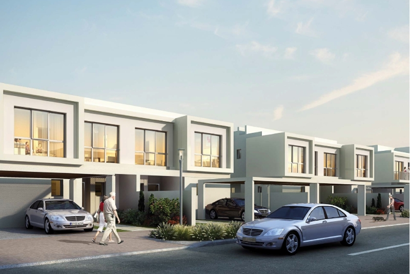 3 Bedroom Townhouse For Sale in  Arabella Townhouses 3,  Mudon   6