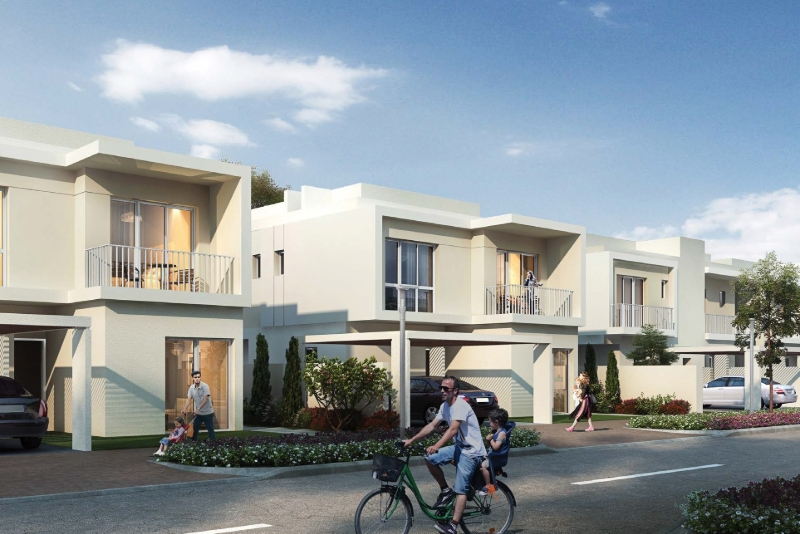 3 Bedroom Townhouse For Sale in  Arabella Townhouses 3,  Mudon   7