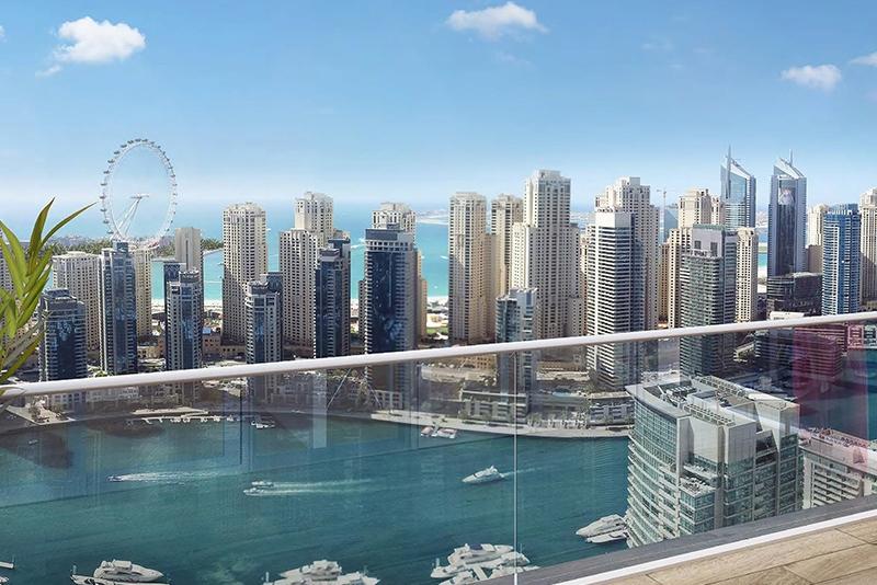 1 Bedroom Apartment For Sale in  Vida Residences Dubai Marina,  Dubai Marina   9