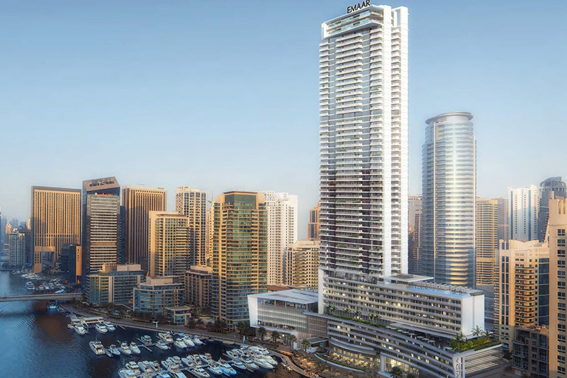 1 Bedroom Apartment For Sale in  Vida Residences Dubai Marina,  Dubai Marina   12