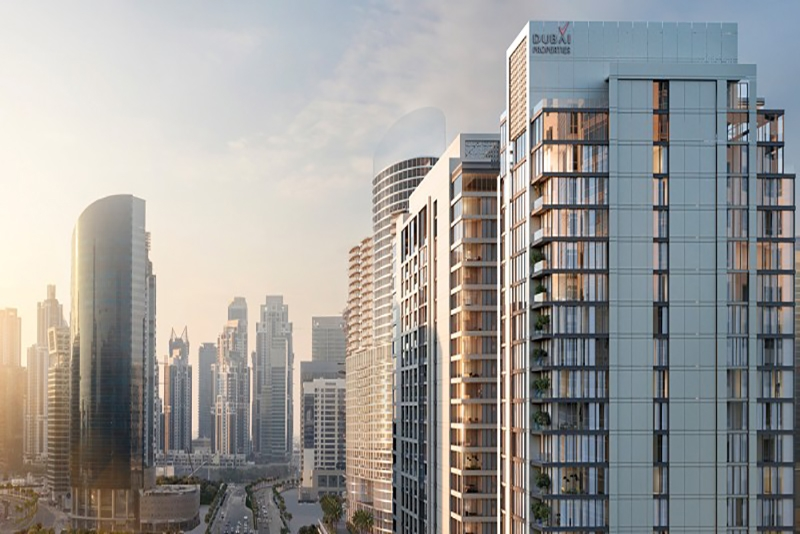 1 Bedroom Apartment For Sale in  Bellevue Tower 2,  Downtown Dubai   9