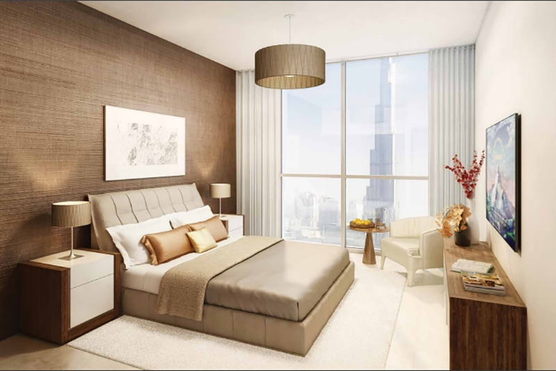 1 Bedroom Apartment For Sale in  Bellevue Tower 2,  Downtown Dubai   0