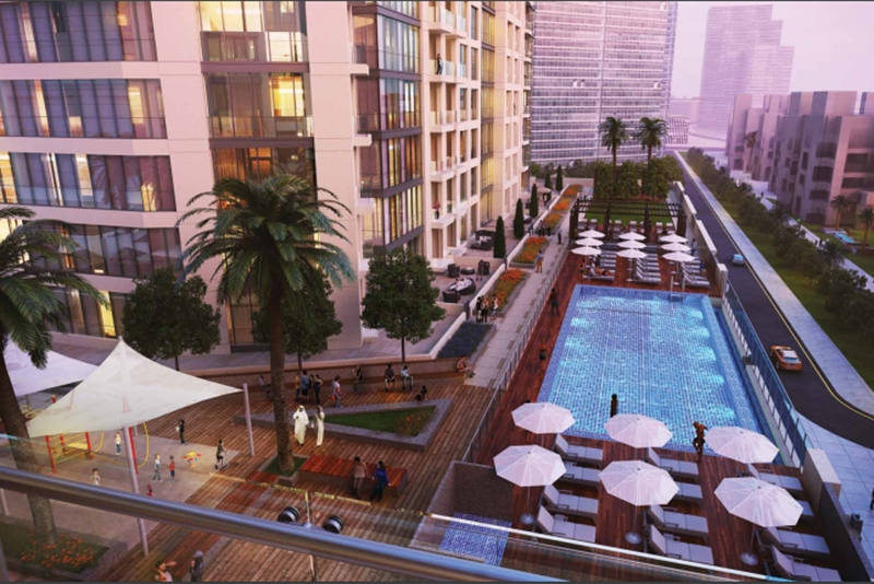1 Bedroom Apartment For Sale in  Bellevue Tower 2,  Downtown Dubai   10