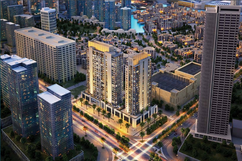 1 Bedroom Apartment For Sale in  Bellevue Tower 2,  Downtown Dubai   12