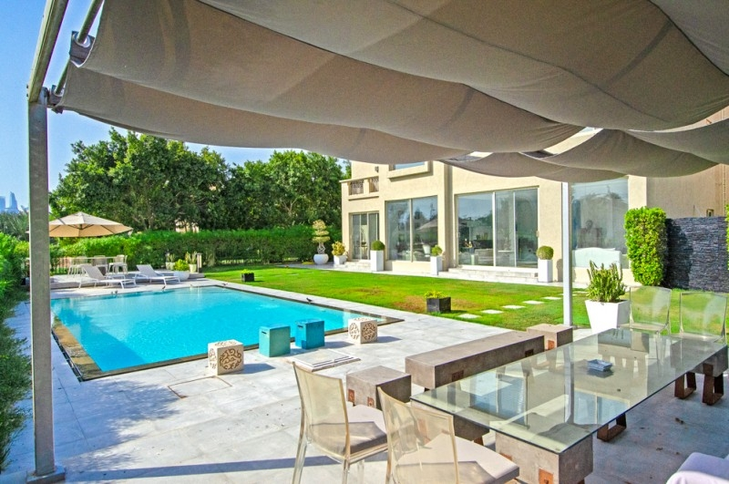 5 Bedroom Villa For Sale in  Entertainment Foyer,  Jumeirah Islands | 5