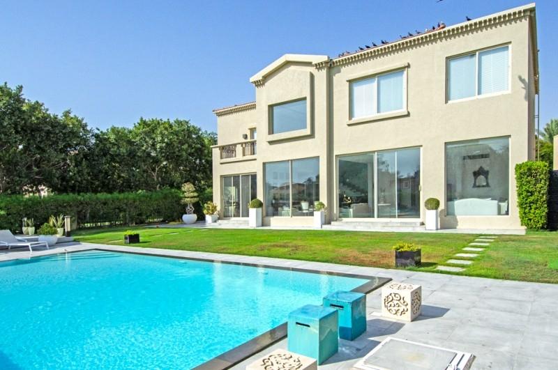 5 Bedroom Villa For Sale in  Entertainment Foyer,  Jumeirah Islands | 14