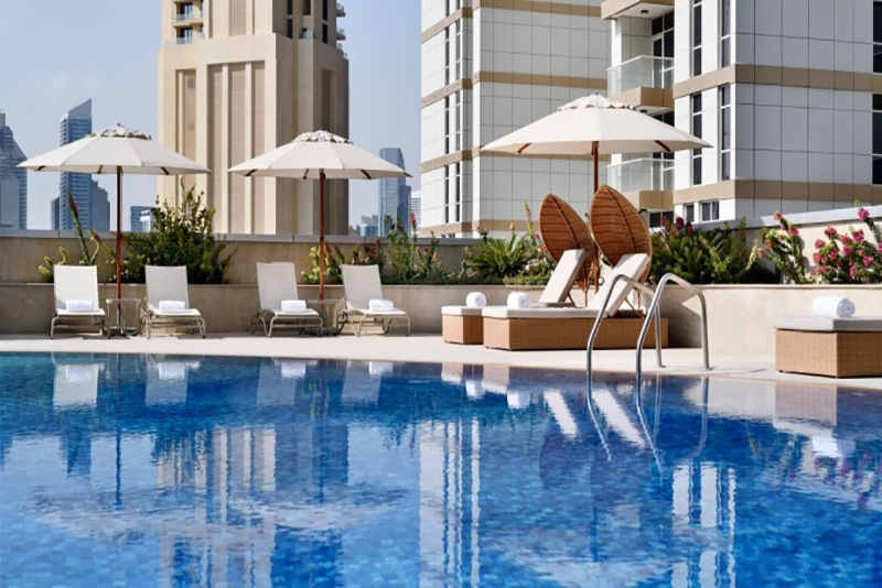 2 Bedroom Hotel Apartment For Rent in  Movenpick Hotel Apartment,  Downtown Dubai   13