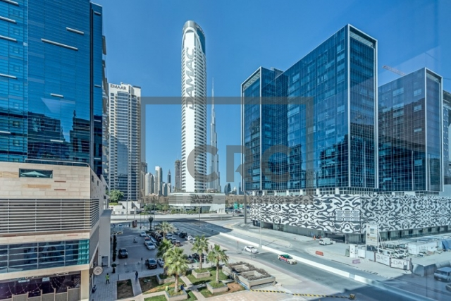 furnished office for sale in business bay, bay square building 13 | 11
