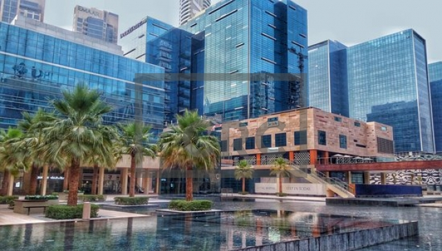 furnished office for sale in business bay, bay square building 13 | 16