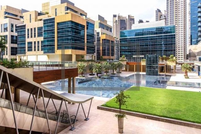furnished office for sale in business bay, bay square building 13 | 17