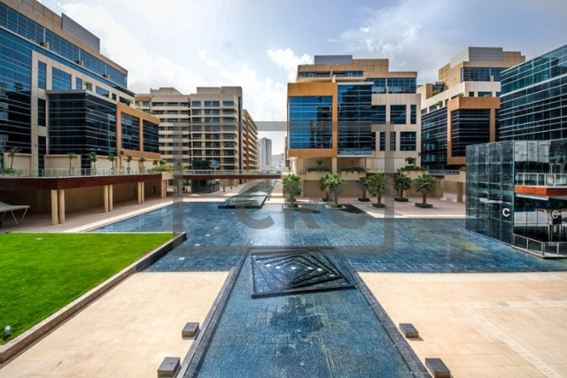furnished office for sale in business bay, bay square building 13 | 18