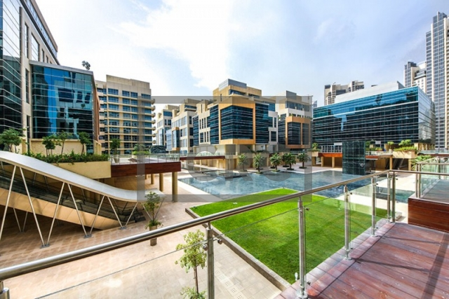 furnished office for sale in business bay, bay square building 13 | 19