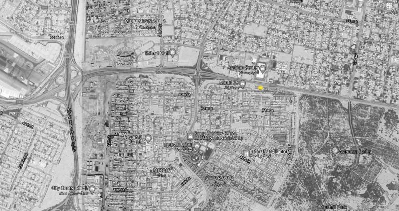Studio Commercial Plot For Sale in  Mushrif Village,  Mirdif   4
