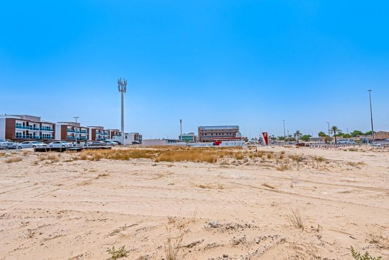 Studio Commercial Plot For Sale in  Mushrif Village,  Mirdif   0