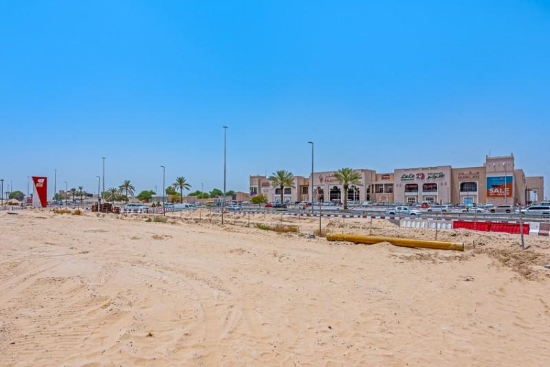 Studio Commercial Plot For Sale in  Mushrif Village,  Mirdif   1