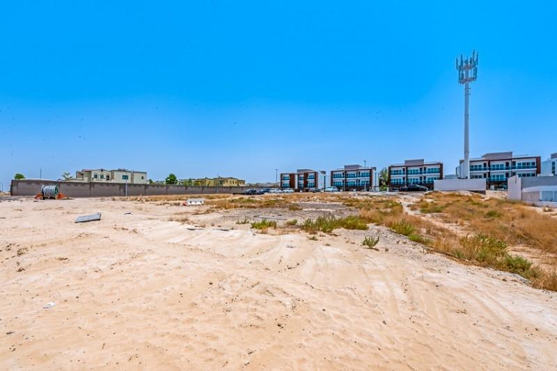 Studio Commercial Plot For Sale in  Mushrif Village,  Mirdif   10