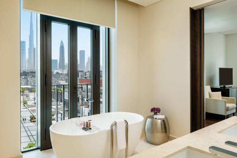 1 Bedroom Hotel Apartment For Rent in  La Ville Hotel & Suites,  City Walk   13