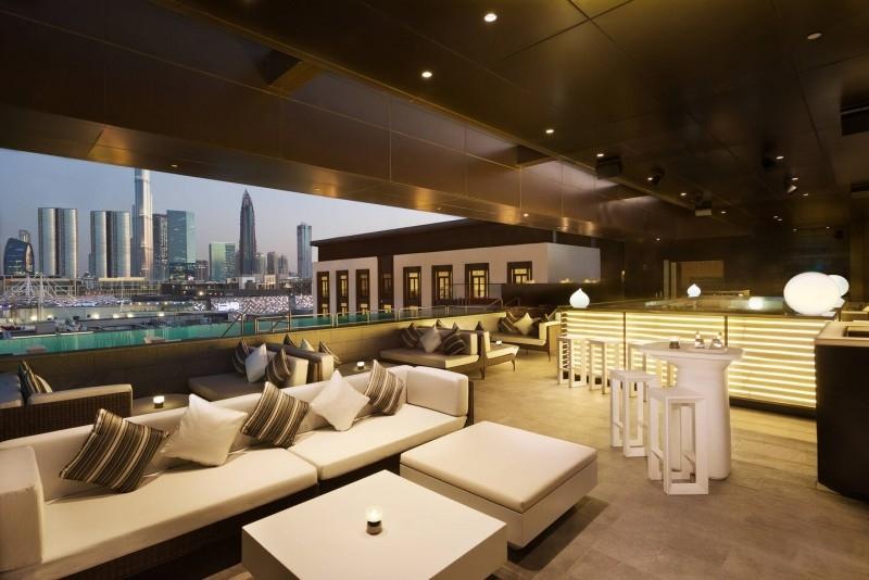 1 Bedroom Hotel Apartment For Rent in  La Ville Hotel & Suites,  City Walk   15
