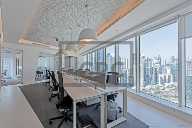 office for sale in business bay, the burlington | 3