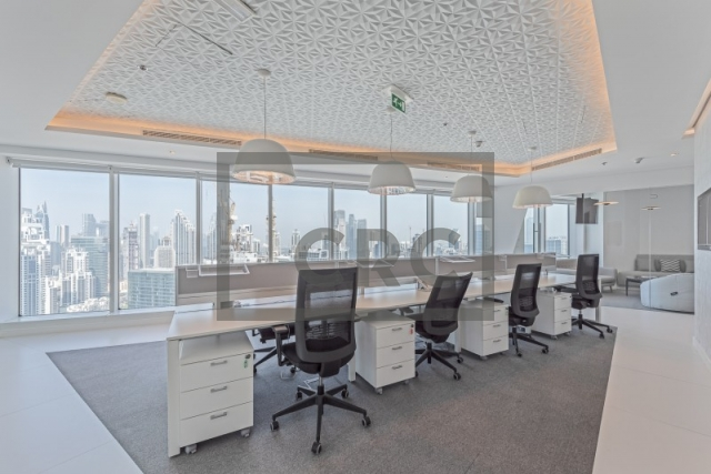 office for sale in business bay, the burlington | 1