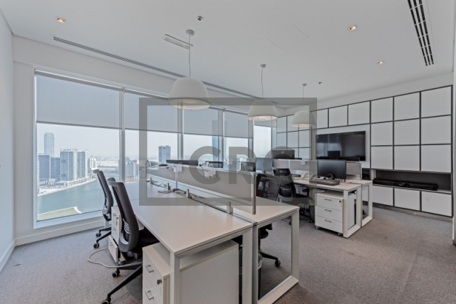 office for sale in business bay, the burlington | 2