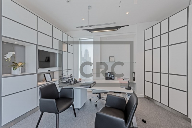 office for sale in business bay, the burlington | 7