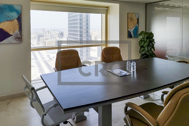office for rent in business bay, the burlington | 4