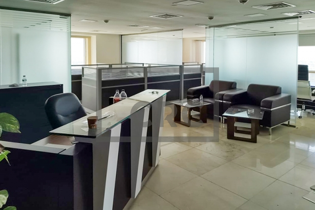 office for rent in business bay, the burlington | 5
