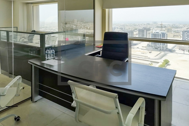 office for rent in business bay, the burlington | 9