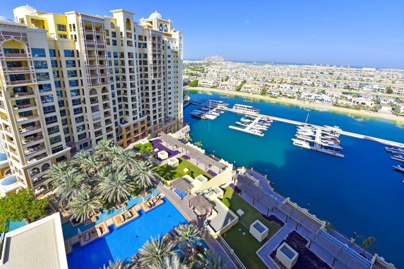 Marina Residences 5, Palm Jumeirah