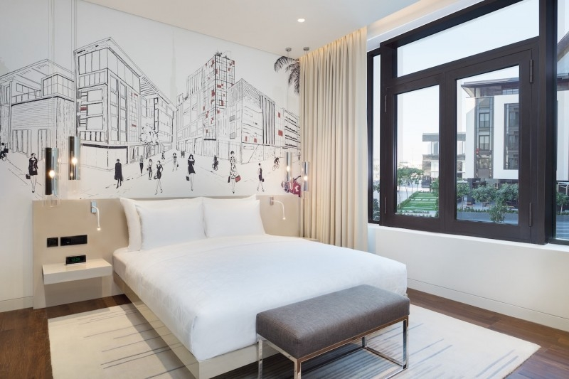 1 Bedroom Apartment For Rent in  La Ville Hotel & Suites,  City Walk   2
